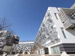 東洋大学赤羽キャンパス新校舎
