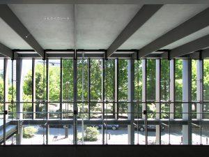 大村進・美枝子記念聖路加臨床学術センター