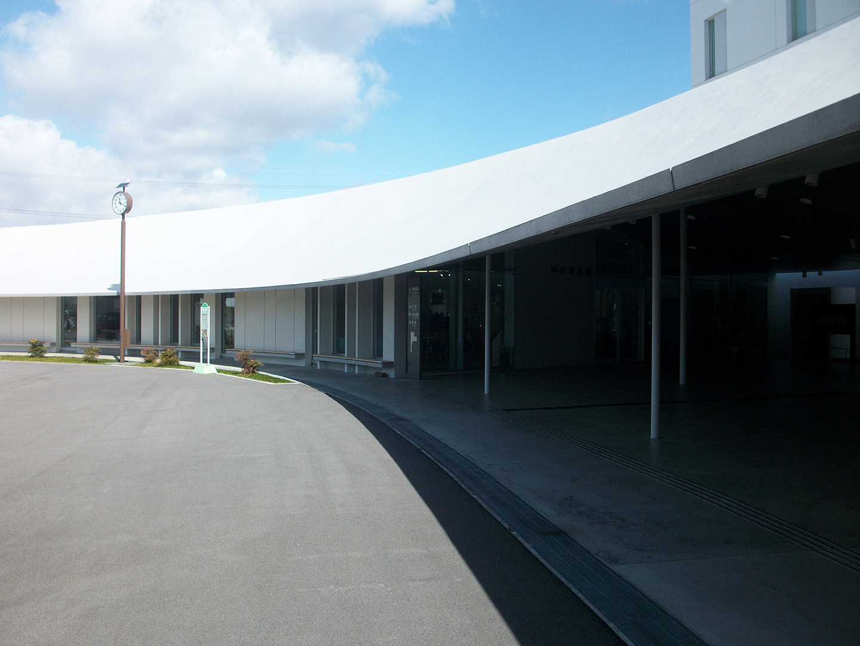 岐南町庁舎