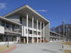 佐久穂町統合小中学校