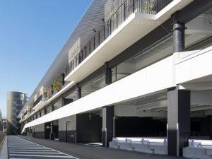 名古屋市金城ふ頭駐車場