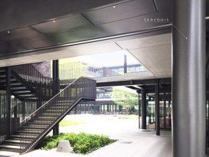 松山大学樋又キャンパス新校舎