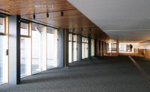 上田市新市庁舎