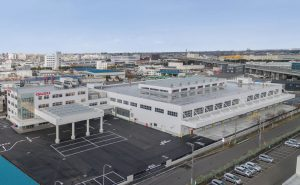 北海道いすゞ自動車株式会社新社屋